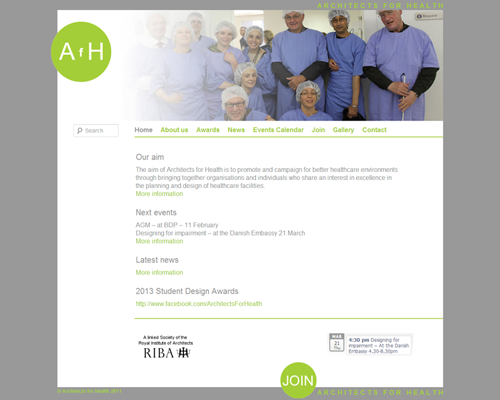 Architects for Health