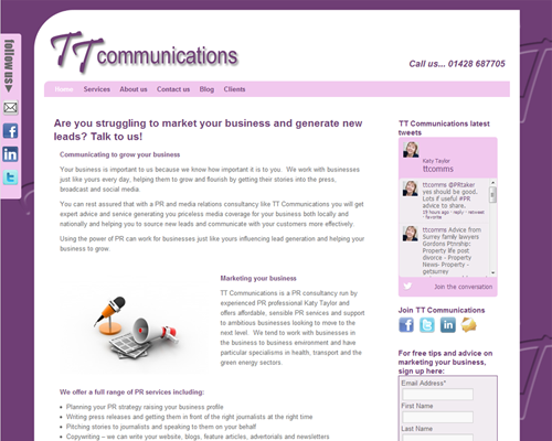 TT Communications